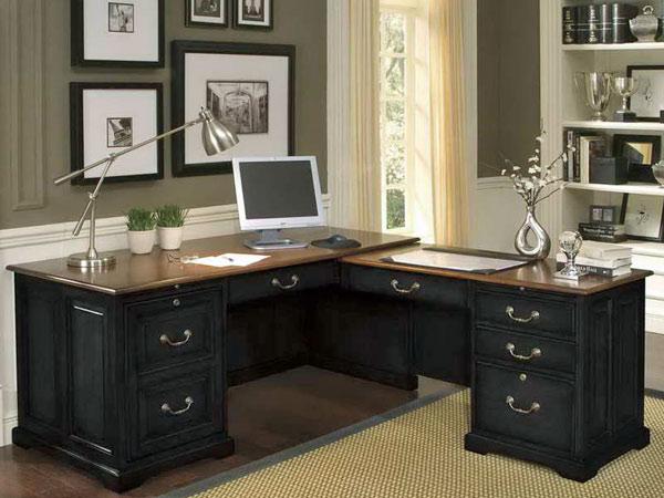 Mobili Ufficio Classico : Studio classico. librerie su misura in legno studio in stile in